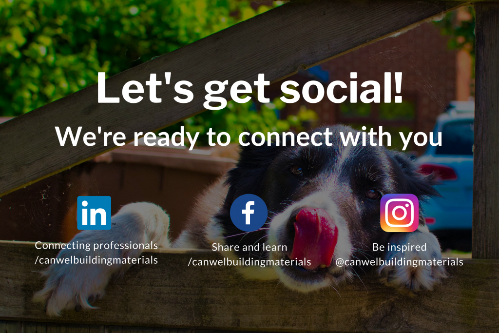 Let's get social. We're ready to connect with you.